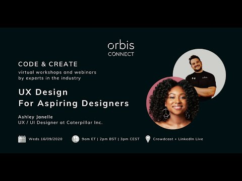 Code & Create: UX Design for Aspiring Designers