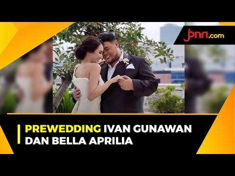 Heboh Foto Prewedding Ivan Gunawan dan Bella Aprilia
