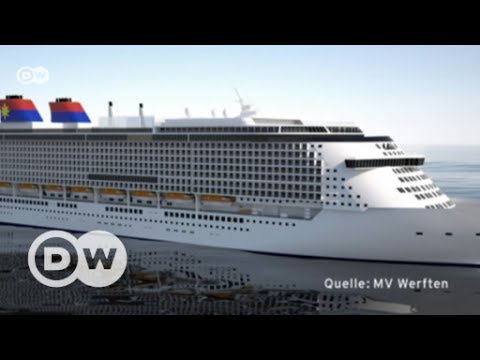 Genting and its very own German shipyard | DW English