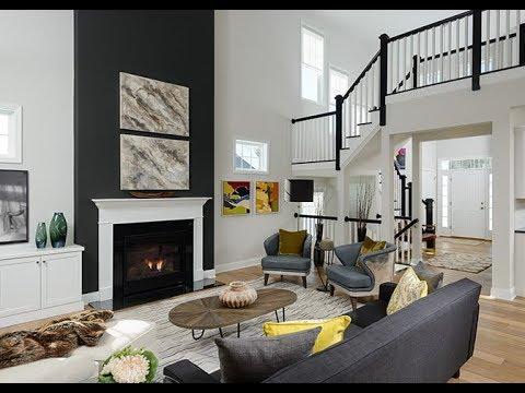 Alexandria Model Home - Chesapeake Floor Plan
