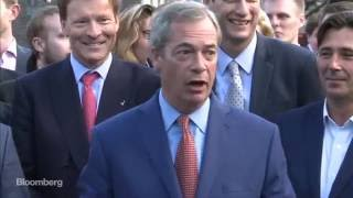 Nigel Farage: June 23 Will Be U.K.'s 'Independence Day'