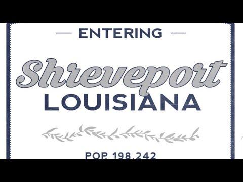 Greenwood Louisiana Flea Market To Downtown Shreveport Louisiana.