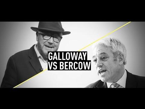 John Bercow – British Parliament's worst speaker | George Galloway