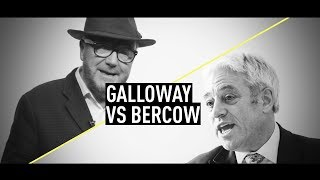 John Bercow – British Parliament's worst speaker | George Galloway