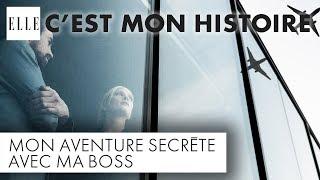 Mon aventure secrète avec ma boss