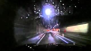 頭文字D 正丸峠 正丸トンネル 車 バイク 簡単 ガラスコーティング