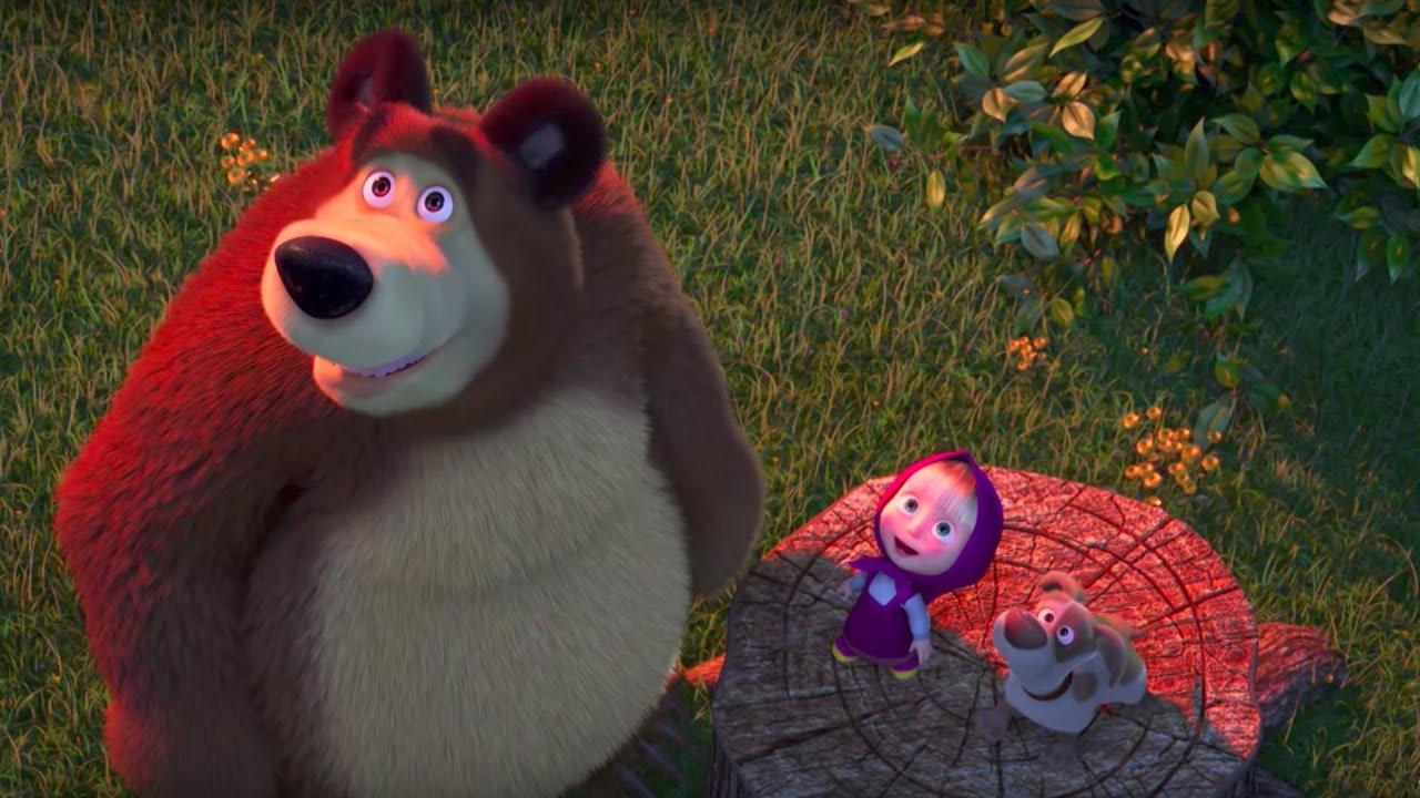 Маша и Медведь - Запуск ракеты! 🚀 (Есть, контакт!)