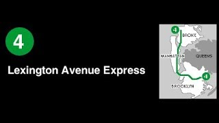 BVE Exclusive (Must Watch): IRT Lexington Ave Express 4 Line To Woodlawn