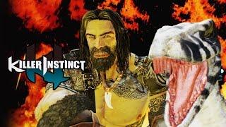 DINOSAUR MURDER! Hunting For Ultimates w/Tusk- Killer Instinct S3 Online Ranked