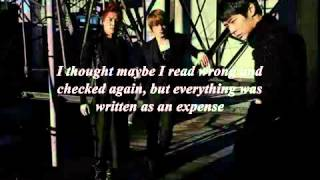 [ENG SUB] JYJ Music Essay - Untitled song part 1