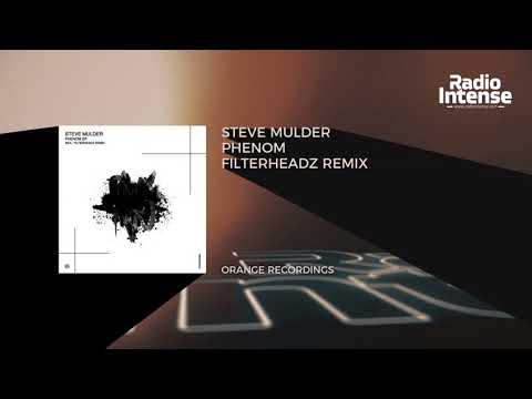 Premiere: Steve Mulder - Phenom (Filterheadz Remix) [Orange Recordings] // Techno