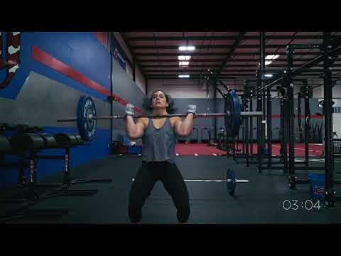 """""""DT"""" & Bar Muscle Ups - Wednesday Workout (Tasia vs. The Universe)"""
