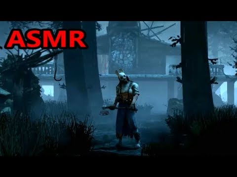 Dead by Daylight ASMR: Huntress Humming, Rain Fall, Mother Dwelling Sounds