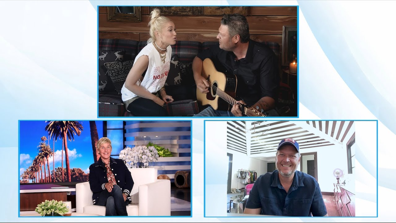 Blake Shelton's Music Video with Gwen Stefani Was a Family Affair