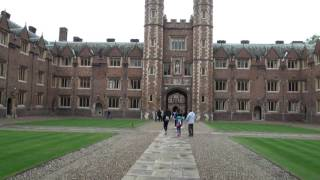 Exploring Cambridge University