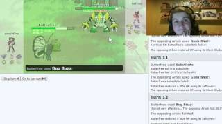 pokemon ORAS showdown 83 - Fuck Underused Tier
