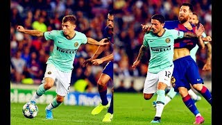 Nicolò Barella And Stefano Sensi Vs Barcelona(02/10/2019)19-20 HD 720p by轩旗