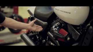 Street Custom Concepts | Harley-Davidson Street 750 Motorcycle