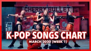 Baixar (TOP 100) K-Pop Songs Chart | March 2020 (Week 1)
