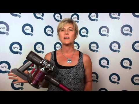 Dyson DC59 Motorhead Cordless Vacuum w/ 7 Attachments with Jane Treacy