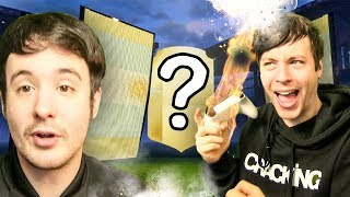 OMG! THIS WALKOUT DO I KEEP OR SELL - FIFA 18 ULTIMATE TEAM PACK OPENING