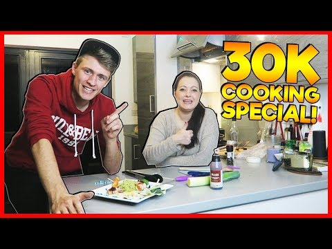 30K SUBSCRIBER SPECIAL | MYSTERY COOKING BONANZA!? | with NettyPlays