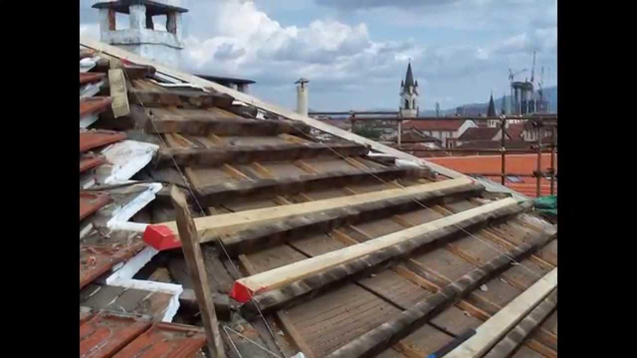 Ristrutturazione tetti in legno e manti di copertura edili youtube - Ristrutturazione finestre in legno ...