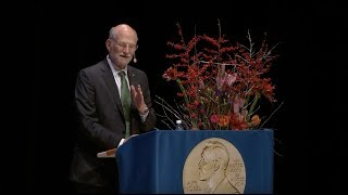 Nobel Lecture: Michael Rosbash, Nobel Prize in Physiology or Medicine, 2017 thumbnail