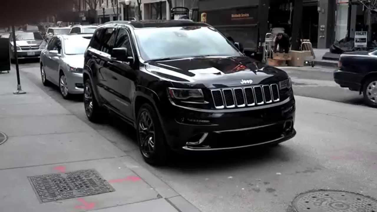 2014 jeep srt8 face lift - youtube