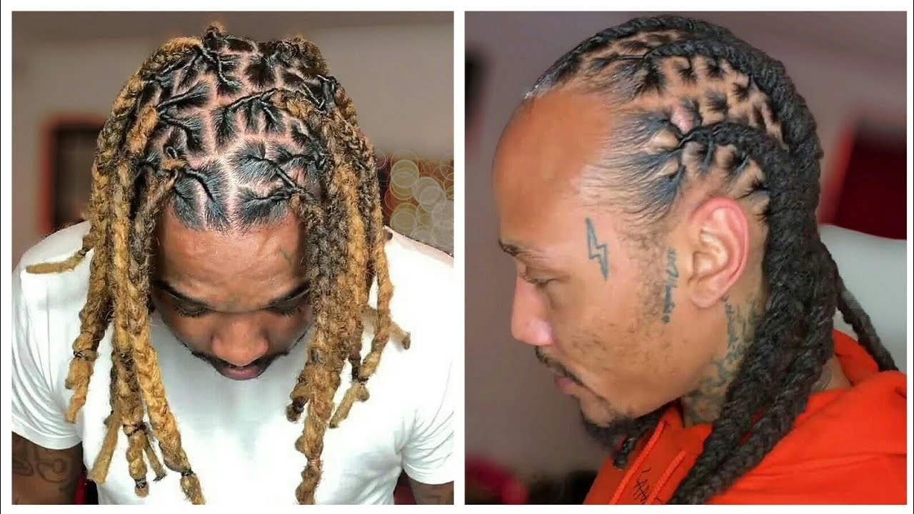 Dreadlocks Styles For Men Compilation 5 By Locs