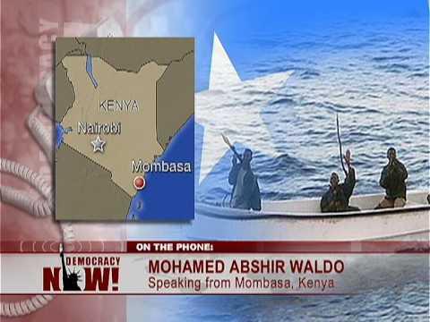 Analysis: Why Did Somalia Piracy Begin? Democracy Now 4/14/09 1 of 2