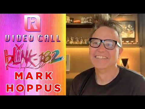 Mark Hoppus Discusses New blink-182 EP, His Apple Music Radio Show & Anniversary of 'The Mark, Tom And Travis Show'