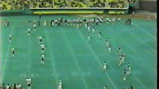 CFL 1977: Toronto at Montreal (part 11)  -- final game segment
