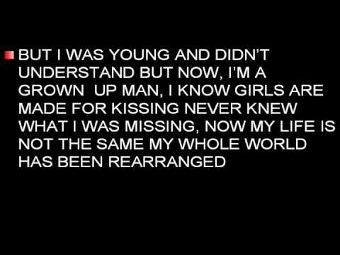 THE INTRUDERS cowboys to girls Lyrics.wmv