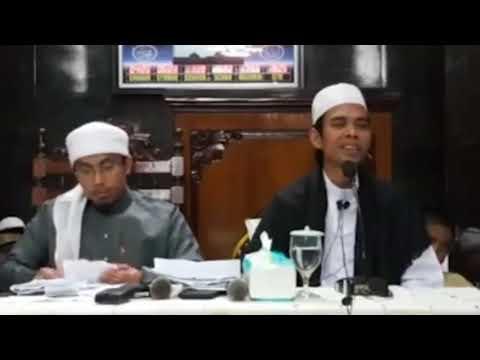 Lucu Ustadz Maaher At-Thuwailibi Di Candai Ustadz Abdus Shomad, Lc. MA.