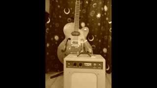presenting my gretsch g5120 electromatic with eddie cochran setup gibson p90 and gretsch dynasonic