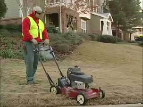 General Guidelines for Lawnmower Safety