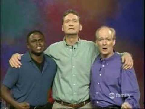 Whose Line is it Anyway Three Headed Broadway Star 343