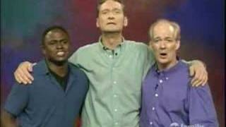 Whose Line is it Anyway Three Headed Broadway Star 343 thumbnail