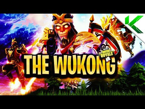 A WUKONG STORY! (Short Fortnite BR Movie) - Fortnite: Battle Royale