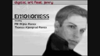 Digital Art feat. Jenry - Emotionless (Thomas Kjemprud Remix)