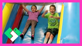 PUMP IT UP BIRTHDAY PARTY (Day 1492)