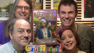 Istanbul: The Dice Game - GameNight Se6 Ep14