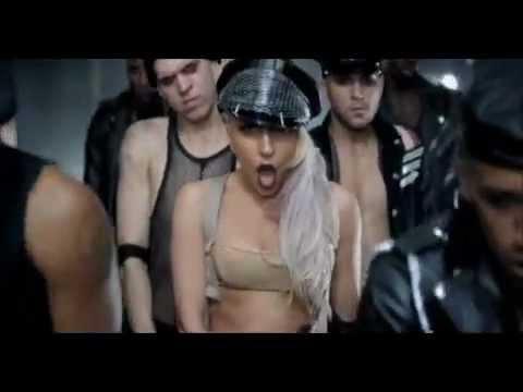 Lady Gaga  Black Jesus † Amen Fashion (Micheal Woods Remix Video)