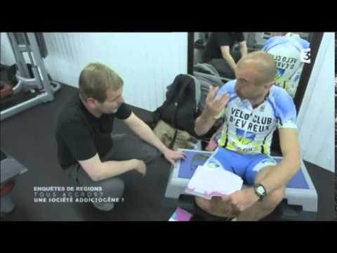 France 3 - Reportage entrainement Micaletti sportif extreme (endurance)