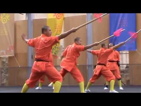 MALTA: 2017 Happy Chinese New Year Valletta - Shaolin Monks & Louhe Acrobatic troupe