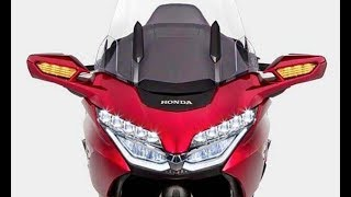 THE ALL NEW HONDA GOLDWING 1800 ABS 2018