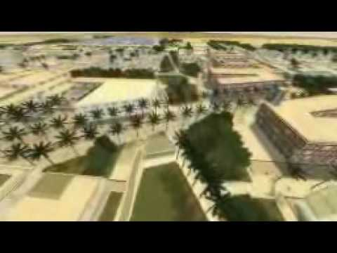 Masdar City - geographic information systems (GIS)