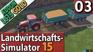 LS15 ADDON Landwirtschafts Simulator 15 GOLD #3 MASCHINENGEMÜSE PlayTest SPECIAL deutsch HD