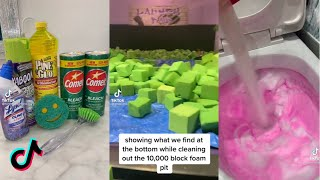 Satisfying Cleaning Tiktoks